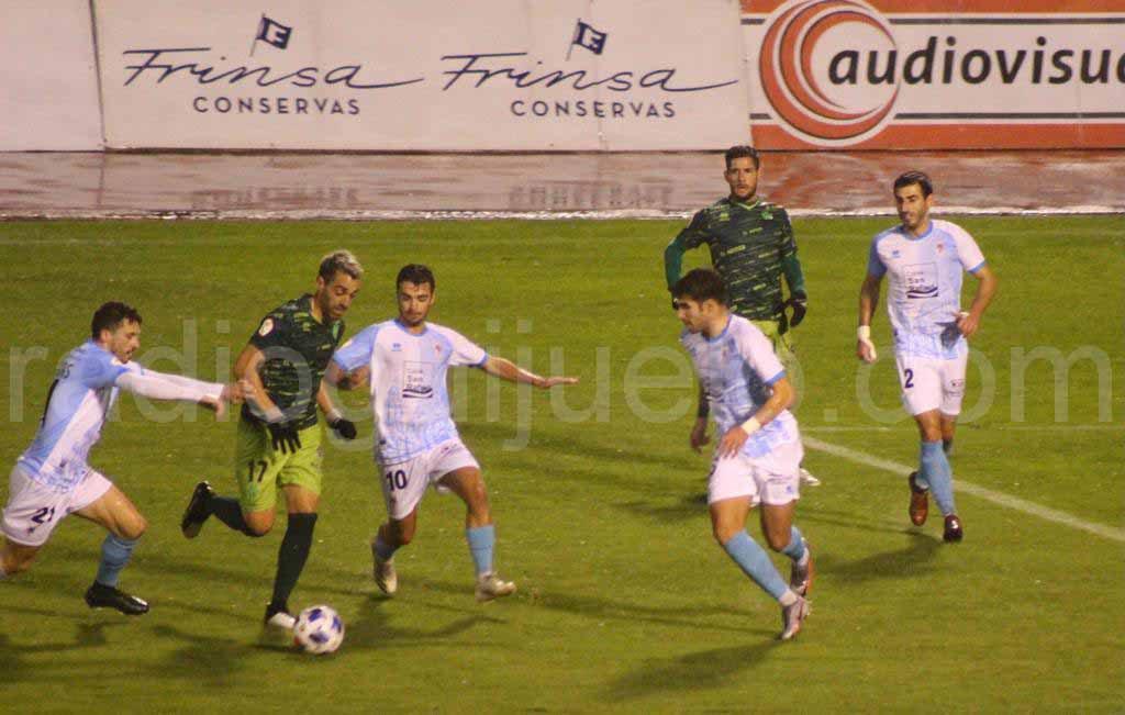 Compostela - Guijuelo 20-21